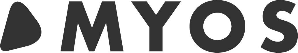 Das Logo von MYOS